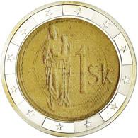 Slovaquie, Médaille, Monnaies Européennes, FDC, Argent - Autres