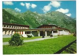 4656 - GRESSONEY SAINT JEAN AOSTA SOGGIORNO DI VACANZA SIP 1972 - Otras Ciudades