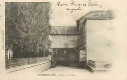 "/ CPA FRANCE 52 ""Montier En Der, Moulin De La Ville"" - Montier-en-Der"
