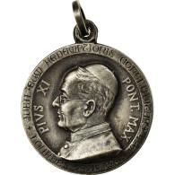 Vatican, Médaille, Jubilée Du Pape Pie XI à Rome, Religions & Beliefs, 1935 - Autres