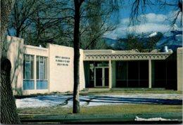 New Mexico Albuquerque Institute Of Amerian Indian Arts Administration Building - Albuquerque