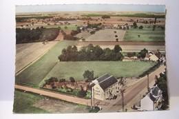 """THORAILLES   - """" La Grand'Halte """"  -Ancien Relais De Diligence     - ( Pas De Reflet Sur L'original  ) - Autres Communes"""