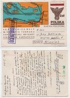 Polen 1981 Ganzsache 40.Jahre Kampf Tobruk Gestempelt Poland, Postal Stationary Used - Stamped Stationery