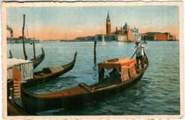 41tht 631 CPA - VENEZIA - ISOLA S. GIORGIO - Venezia (Venice)