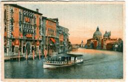 41tht 649 CPA - VENEZIA - PALAZZO FRANCHETTI - Venezia (Venice)