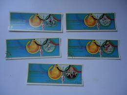 AJMAN  USED  STAMPS SET 5 OLYMPIC  GAMES  MUNICH 1972 - Summer 1972: Munich