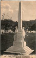 41tht 1623 CPA - PARIS - JARDIN DU LUXEMBOURG - MONUMENT SCHEURER KESTNER - France