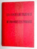 Album Chromos Timbres Tintin/ Les Contes De Perrault /complet - Albums & Katalogus
