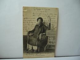 ASIE 35. UN MANDARIN ANNAMITE CPA DOS NON DIVISE 1905 Plante Editeurs Saigon - Non Classificati