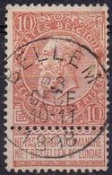 N° 57 Oblitération BELLEM - 1893-1900 Thin Beard