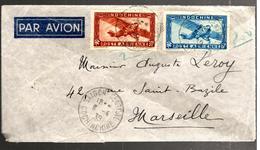 29764 - Poste Aérienne  Pour La France - Poste Aérienne