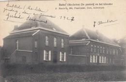 MECHELEN // BATTEL / DE PASTORIJ EN HET KLOOSTER  1912 / ZELDZAAM - Malines