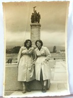 №39 Photography Of Monument Of The Red Army, Sofia - Bulgaria 1955, Old FOTO PHOTO - Places