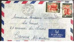 29778 - De DI LINH Pour La France - Viêt-Nam