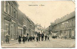 CPA - Carte Postale - Belgique - Emelghem - Dam - 1916 ( SVM11874 ) - Izegem