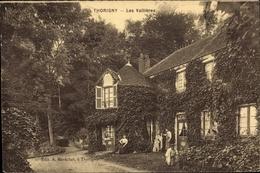Cp Thorigny Seine Et Marne, Les Vallières - Autres Communes