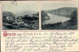 Cp Orbey Urbeis Elsass Haut Rhin, Landschaft, Ortschaft - Autres Communes