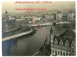 RP -   Oostende - Flandern   (3-6)  -    WWI  -   Photo Allemande  1914-1918 - Non Classés