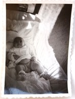№40  Photography Of Baby Infant, Girl, Child - 1962, Old FOTO PHOTO - Anonymous Persons