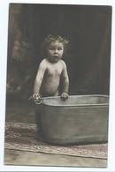 3449 Enfant Child Bain Baignoire Delhommelle Delhomel Fieffes Par Canaples Semeuse Convoyeur - Scènes & Paysages