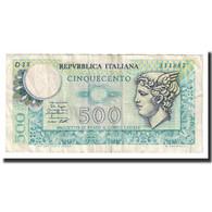 Billet, Italie, 500 Lire, 1979, 1979-04-02, KM:94, TTB - [ 2] 1946-… : Repubblica