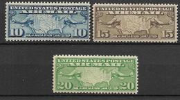 USA 1926-1927, Complete Set MNH - 1b. 1918-1940 Ungebraucht