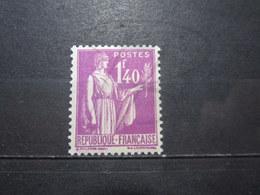 VEND BEAU TIMBRE DE FRANCE N° 371 , X !!! - 1932-39 Paix