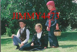 CPM - Folklore De Savoie 73 - Enfants En Costume - N° 15034 - Edit. GIL - Cliché GARDET - Gruppen Von Kindern Und Familien