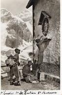 ALPINI-TRENTO-PREDAZZO-ALTARE MADONNA-1936 - Regiments
