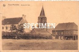 Buitenzicht Kerk - Viaene-Moerbeke - Moerbeke-Waas