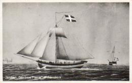 VOILIERS  Jagten Fortes Af Skipper P.T. Petersen 1851   ... - Veleros