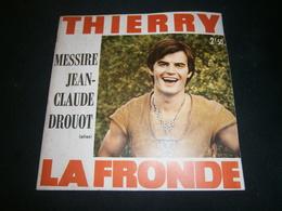 Supplément Semaine Radio Télé Jean-claude Drouot Messire Thierry La Fronde 1964 - Cinéma/Télévision