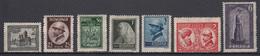 ROEMENIË - Michel - 1922 - Nr 286/92 - MNH** - 1918-1948 Ferdinand I., Charles II & Michel