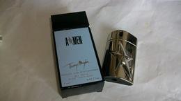 Miniature De Parfum Mugler  AMEN Eau De Toilette Vaporisateur - Miniatures Hommes (avec Boite)