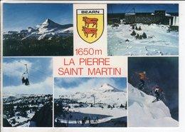 Cp La Pierre Saint Martin - Autres Communes