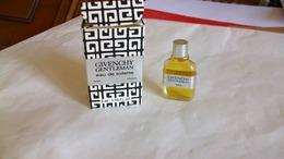 Miniature De Parfum Givenchy Gentleman  Eau De Toilette - Miniatures Hommes (avec Boite)