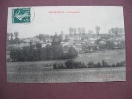 CPA 88 REGNEVELLE Vue Générale 1908 RARE  Canton DARNEY - Autres Communes