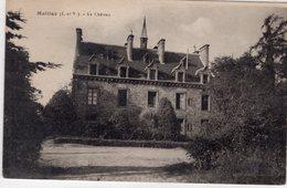 Meillac (35) - Le Château. - Autres Communes