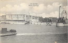 LE HAVRE : HOTEL FRASCATI - Altri