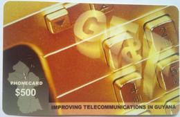 $500 Thin Sep 30,2002 - Guyana