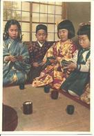 """Bambino E Bambine Giapponesi, Ediz. """"Unione Missionaria Del Clero"""", Pontificia Opera Santa Infanzia - Altri"""