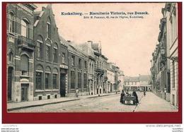 Bruxelles-Koekelberg - Biscuiterie Victoria - Rue Deneck - Vue Animée - 2 Scans - Koekelberg