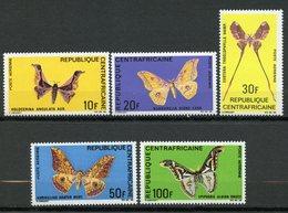 Centrafrique (république), Yvert PA69/73**, MNH - Centraal-Afrikaanse Republiek