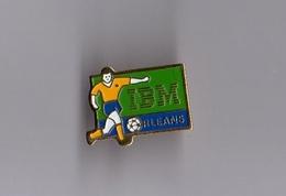 Pin's Informatique / IBM - Football Orléans (base Dorée) - Informatique