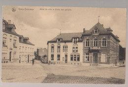 Cpa Grez Doiceau  1914 - Grez-Doiceau