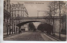PARIS AUTEUIL 16° - RUE MICHEL ANGE - District 16