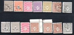 N° 14 Timbres ( Arc De Triomphe De 1944 ) - 1944 - 1944-45 Arc De Triomphe