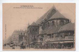 PARIS 10 - LES EGLISES DE PARIS N° 15 - ANCIEN PRIEURE DE SAINT MARTIN DES CHAMP - Arrondissement: 10