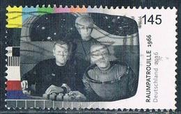2016  Fernsehlegenden  (Raumschiff Orion) - Used Stamps