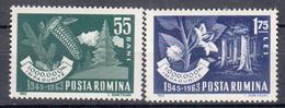 ROEMENIË - Michel - 1963 - Nr 2212/13 - MNH** - Nuevos